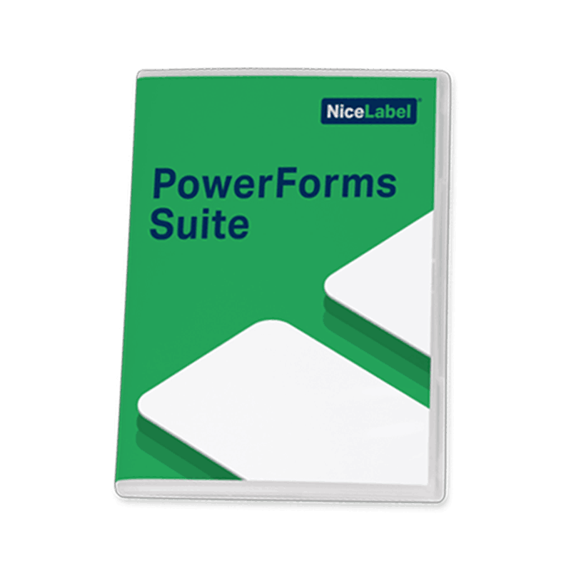 NiceLabel NiceLabel PowerForms Suit címketervező