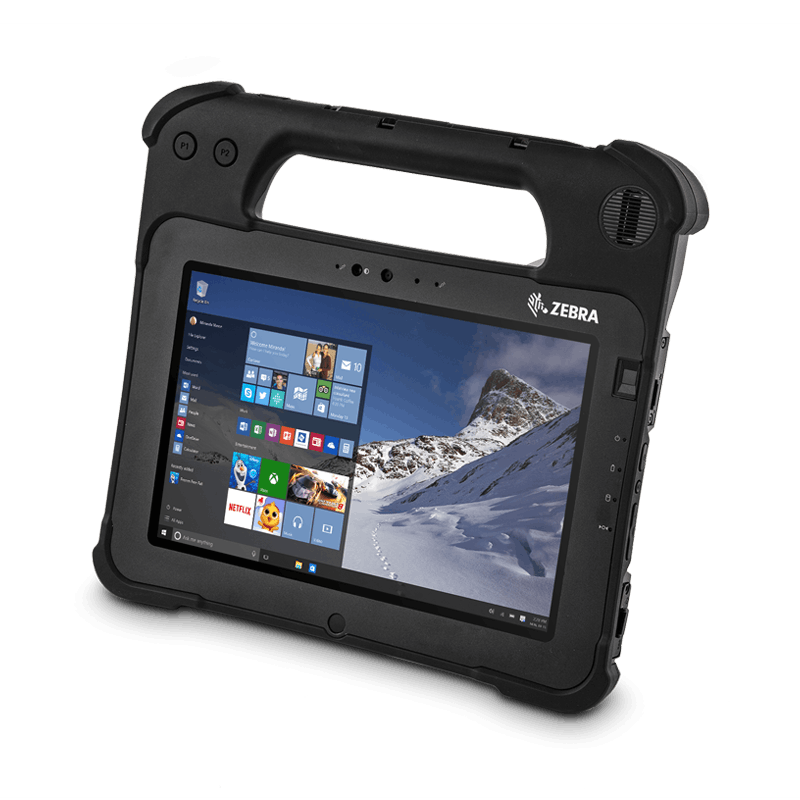 Zebra L10 XPAD  tablet